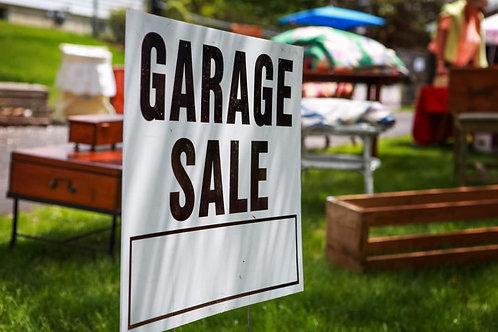 SXSBlog GARAGE SALE!