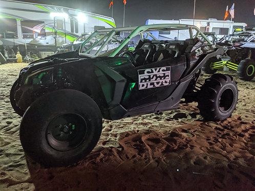 Sandcraft Motorsports DESTROYER Paddle Tires