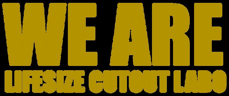 We are lifesizecutoutlabo