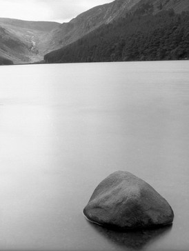 Rock in Lough