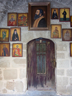 Wall of Saints