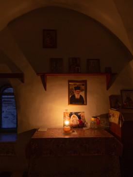 Room no.7 at Mar Saba Monastery