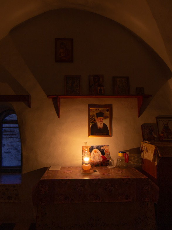 Room no.7 at Mar Saba Monastery