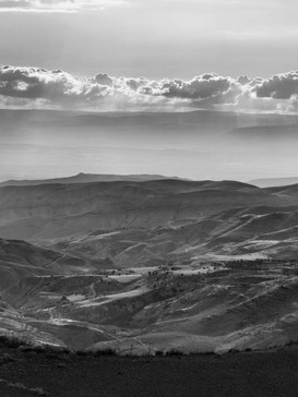 Overlooking Palestine