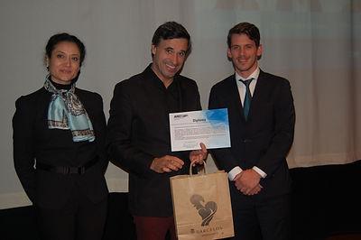 Premio profissional de turismo Dr. Nuno