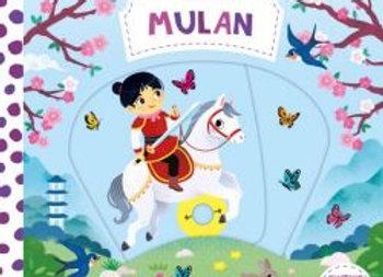 Cyfres Storïau Cyntaf: Mulan - Campbell Books