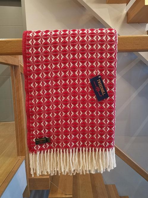 Blanced Tweedmill Blanket