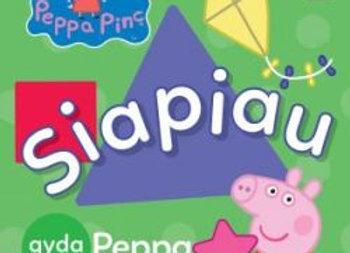 Peppa Pinc: Siapiau gyda Peppa - Neville Astley, Mark Baker