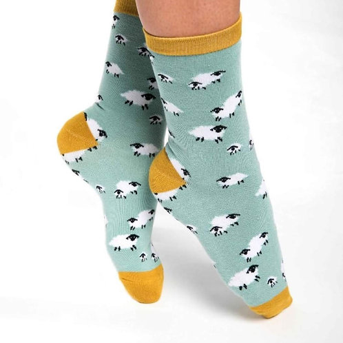 Sanau Sheep Miss Sparrow Socks