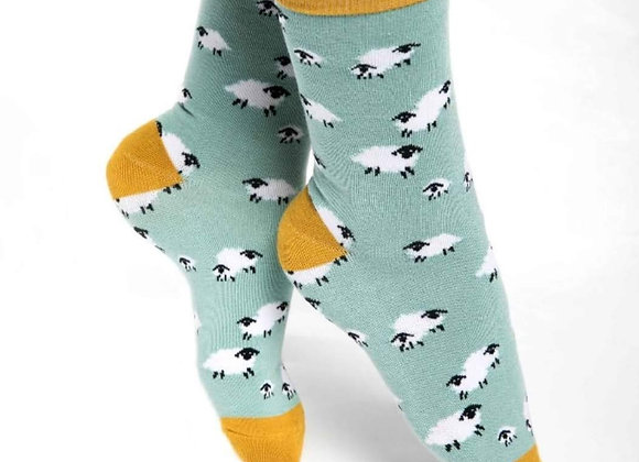 Sanau Sheep Miss Sparrow Socks