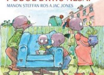Pobol Drws Nesaf - Manon Steffan Ros
