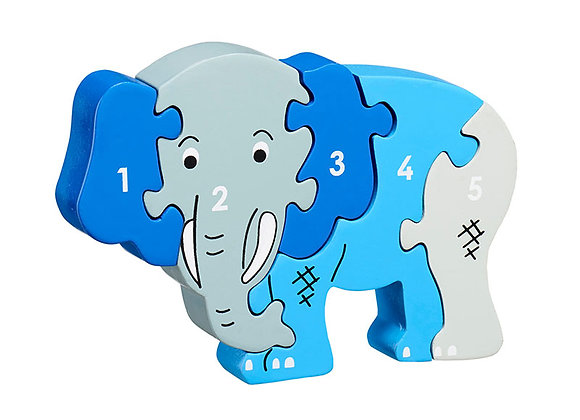 Jig-so Eliffant Lanka Kade Elephant Jigsaw