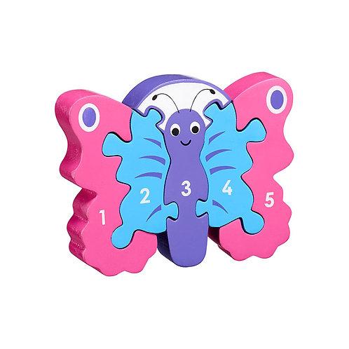 Jig-so Pili Pala Lanka Kade Butterfly Jigsaw