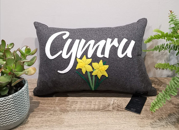 Clustog Cymru Cushion