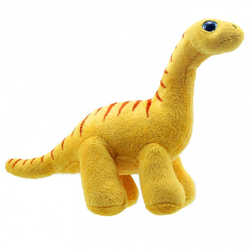 Time for Stories: Brontosaurus (Yellow)