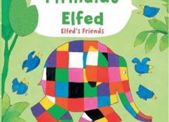 Cyfres Elfed: Ffrindiau Elfed - David McKee