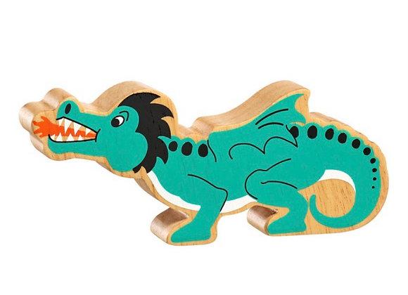 Draig gwyrddlas / Turquoise dragon