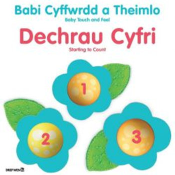 Babi Cyffwrdd a Theimlo: Dechrau Cyfri