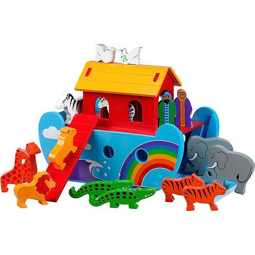 Arch Noa Enfys Fach Lanka Kade Small rainbow Noah's ark