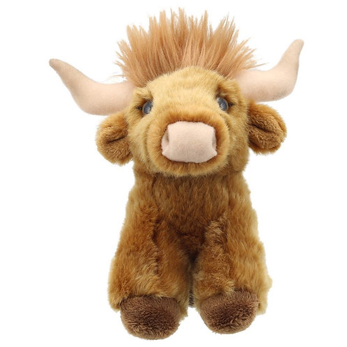 Buwch / Cow (Highland) - Wilberry Mini's