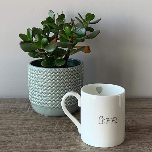 Mwg Coffi Mug