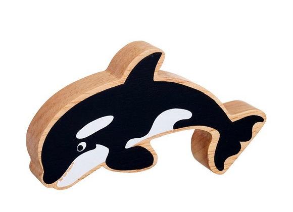 Orca du a gwyn /Black and white orca