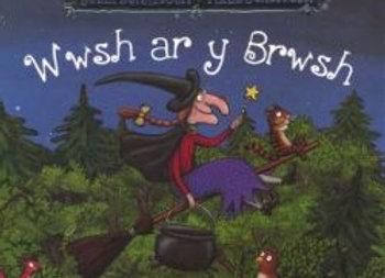 Wwsh ar y Brwsh - Julia Donaldson