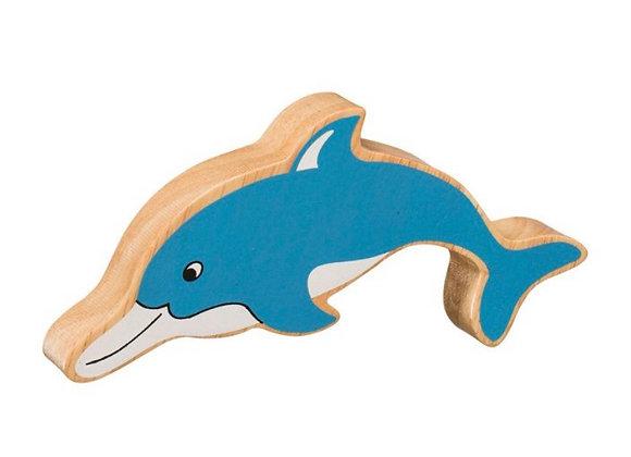 Dolffin glas / Blue dolphin