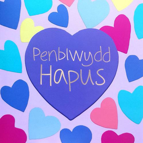 Penblwydd Hapus
