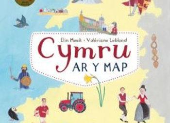 Cymru ar y Map - Elin Meek