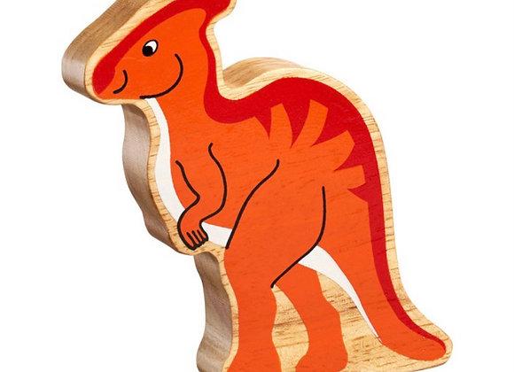 Deinosor parasaurolophus dinosaur