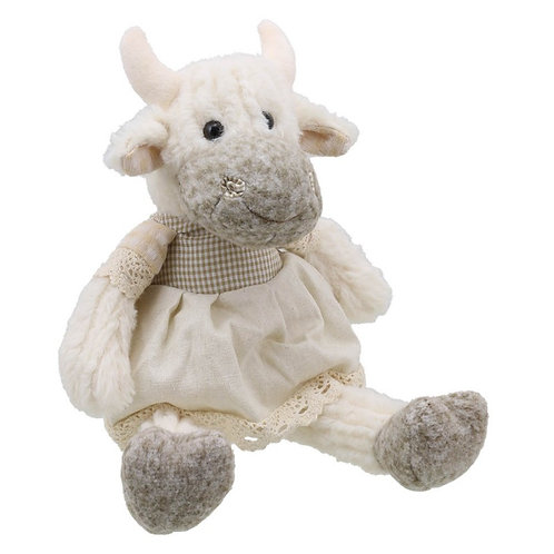 Mrs Cow (Small) - Wilberry Dressed Animals