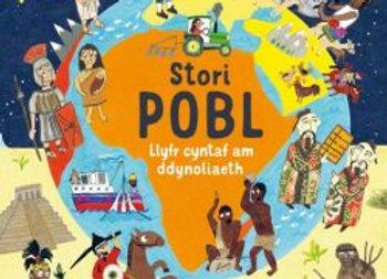 Stori Pobl - Llyfr Cyntaf am Ddynoliaeth - Catherine Barr, Steve Williams