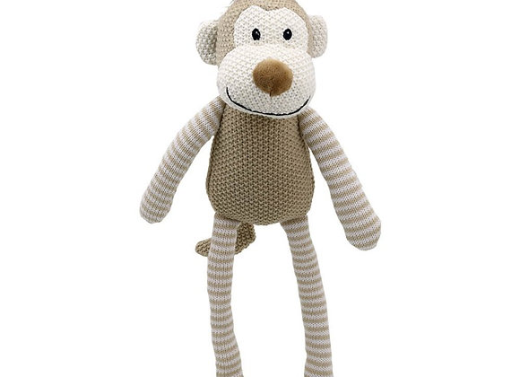 Mwnci / Monkey - Wilberry Knitted