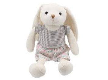 Mr Rabbit (Pink) Wilberry Friends