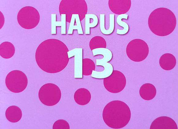 Penblwydd Hapus 13 Oed