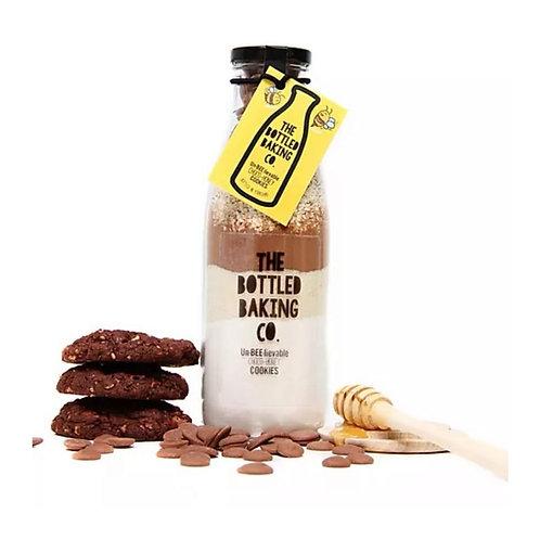 Un-BEE-lievable Choco-Honey Cookies