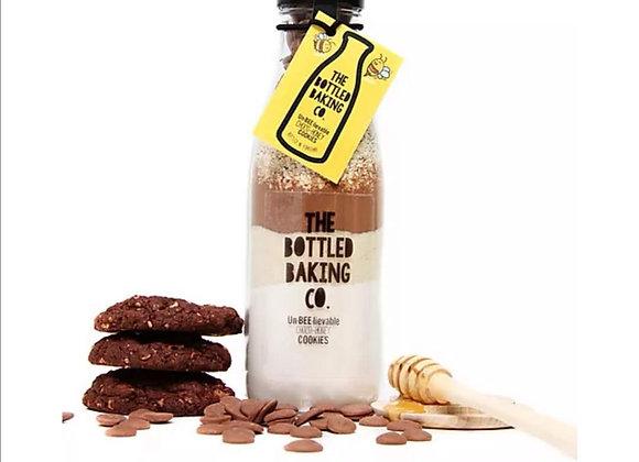 Bottled Baking Un-BEE-lievable Choco-Honey Cookies