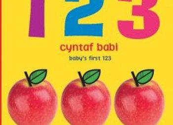 123 Cyntaf Babi - Sally Beets