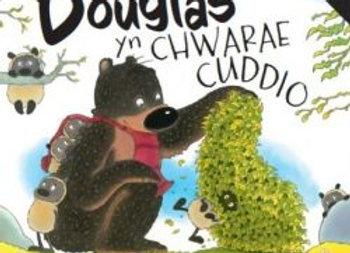 Douglas yn Chwarae Cuddio - David Melling