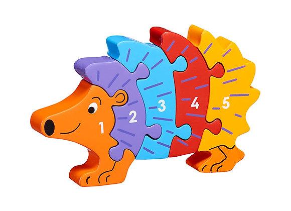 Jig-so Draenog Lanka Kade Hedgehog Jigsaw