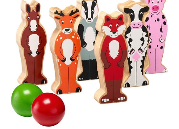 Sgitls Anifeiliad / Animal Skittles