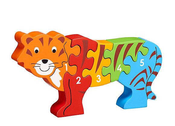 Jig-so Teigr Lanka Kade Tiger Jigsaw