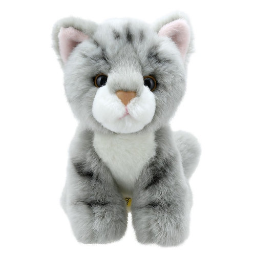 Cath / Cat - Grey Stripe - Wilberry Mini's