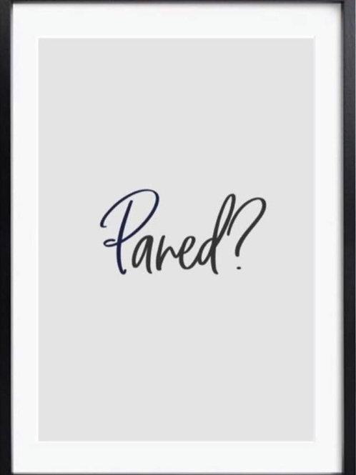 Print Paned?