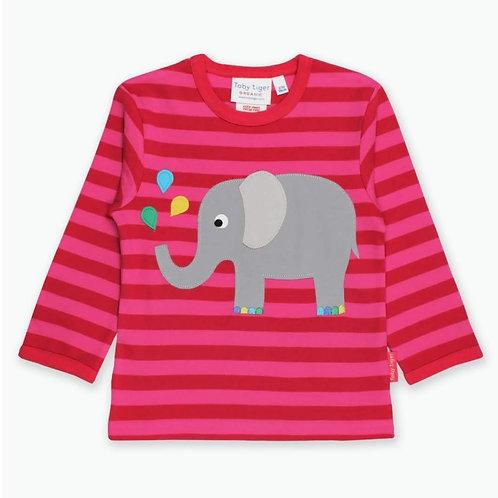 Top Eliffant Toby Tiger Elephant Top