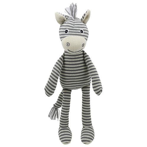 Sebra / Zebra - Wilberry Knitted
