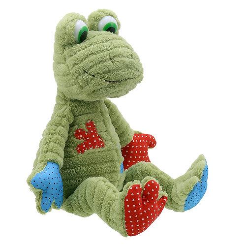 Broga / Frog Wilbury Patches