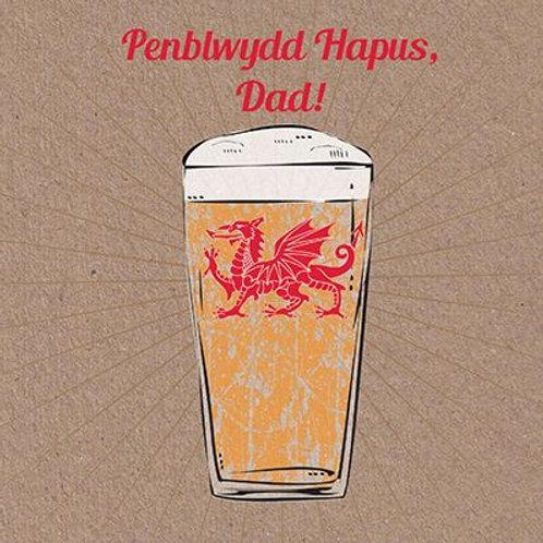 'Penblwydd Hapus, Dad'