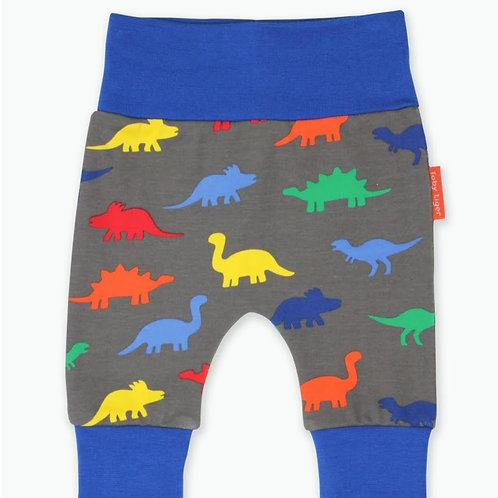 Trowsus Ioga Denasor Toby Tiger Dinosaur Yoga Pants